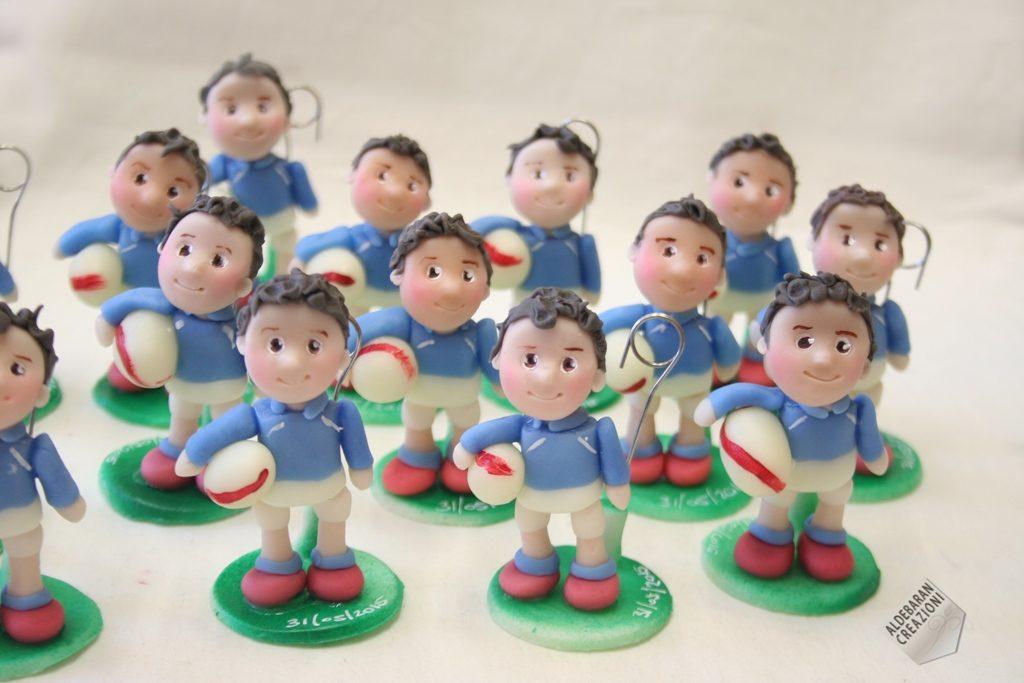 bomboniere comunione rugby