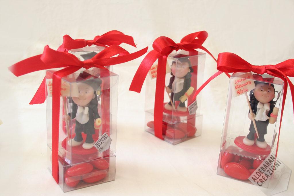 bomboniere personalizzate laurea confezione