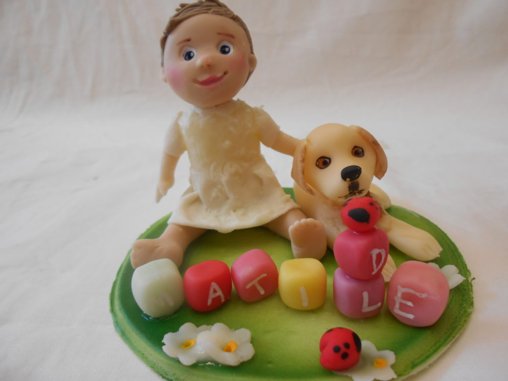 cake topper bimba