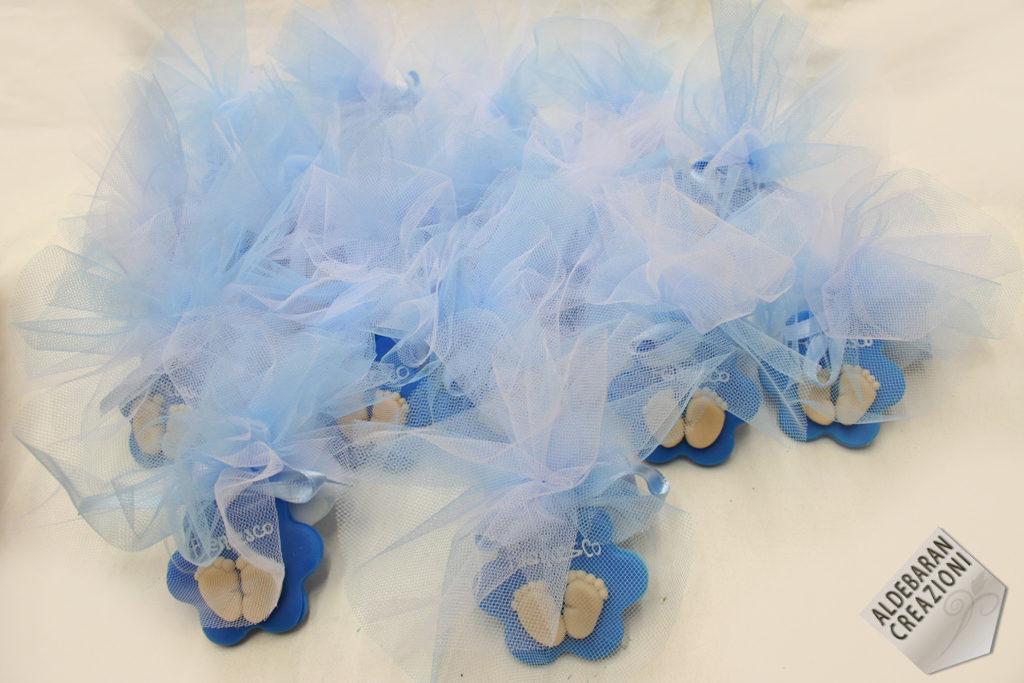 piedini calamita sacchettino confetti