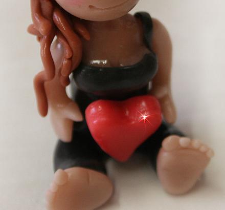 statuetta san valentino aldebarano