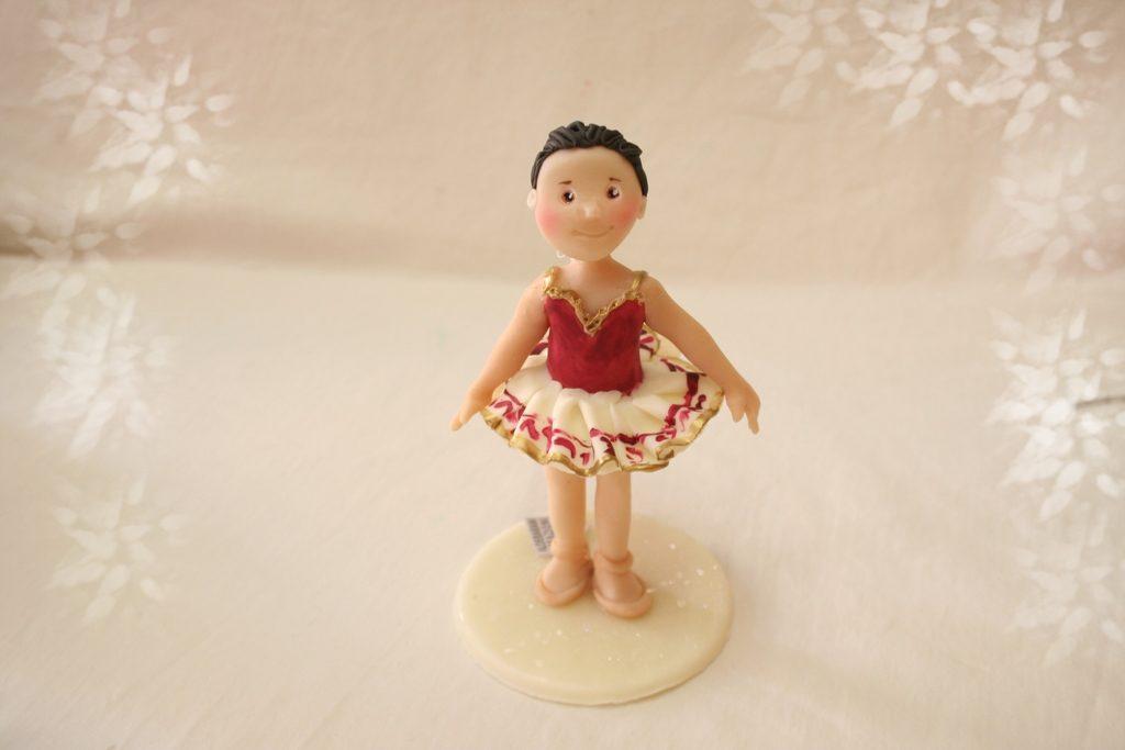 statuina ballerina personalizzata 1
