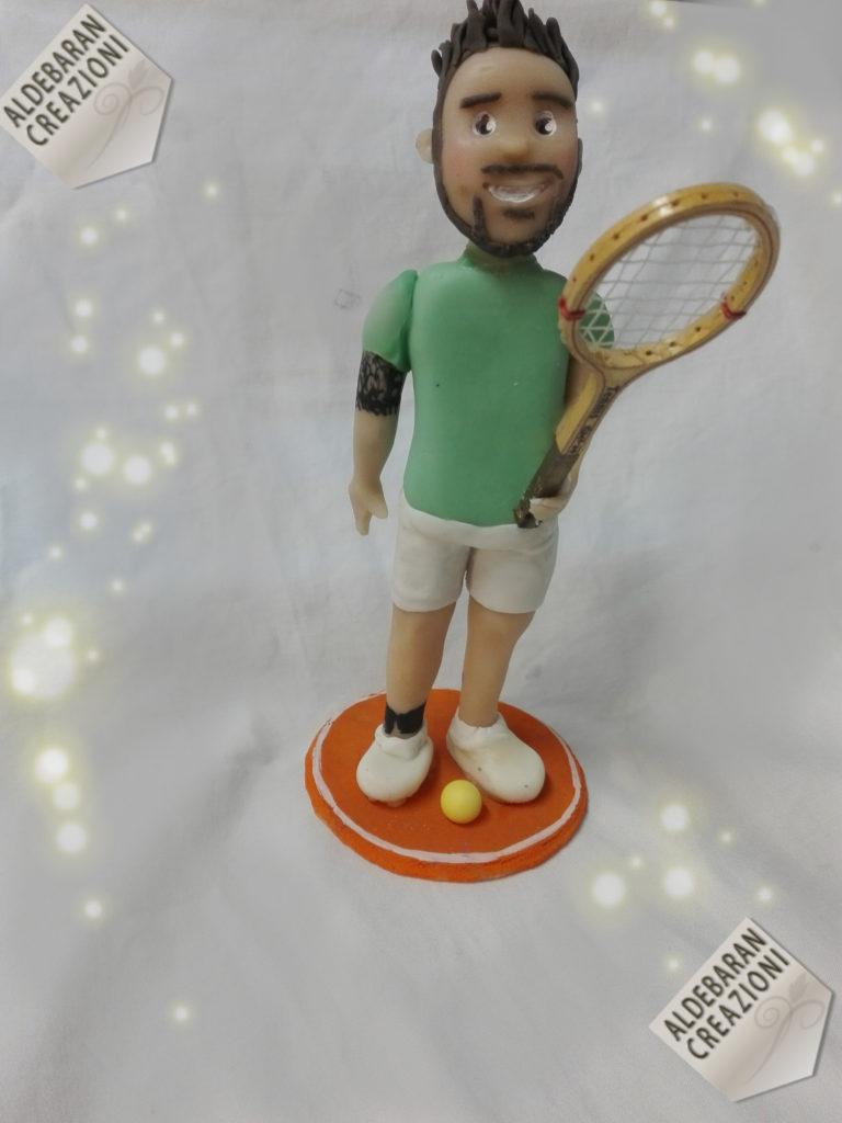 statuina tennista compleanno