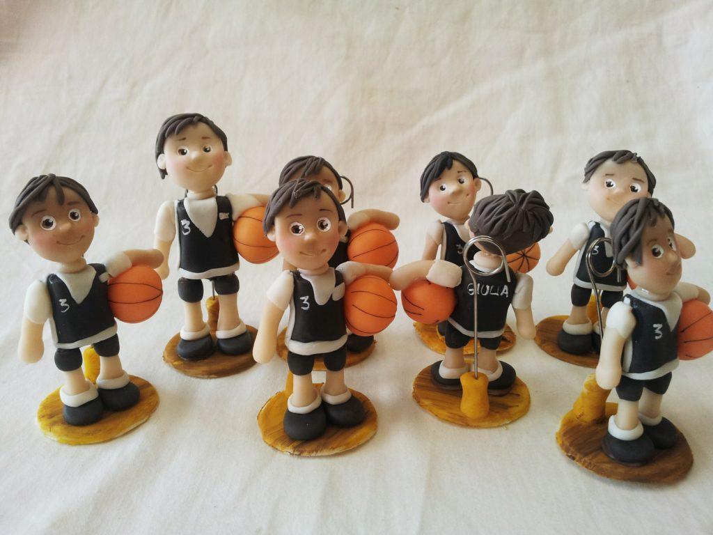 bomboniere basket bambina