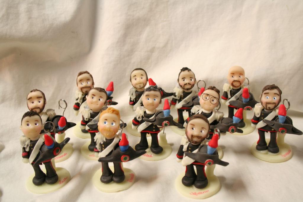 carabinieri segnaposto