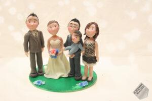 Bomboniere statuine testimoni e sposi