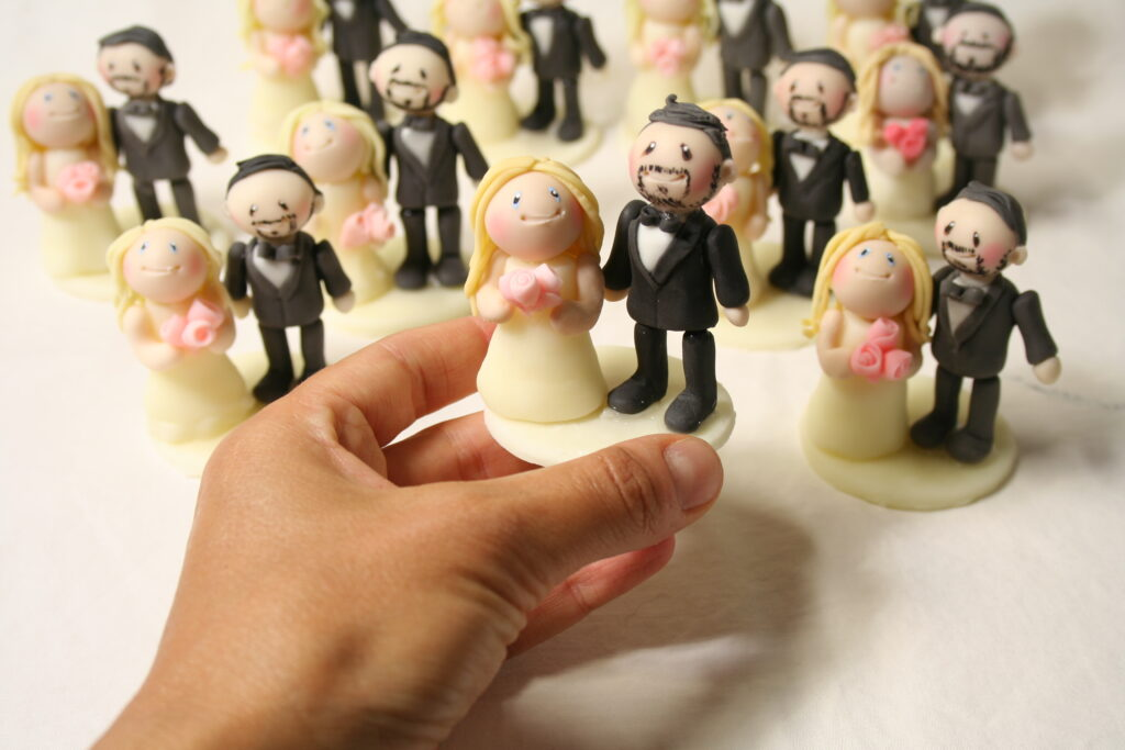 miniwedding dolls
