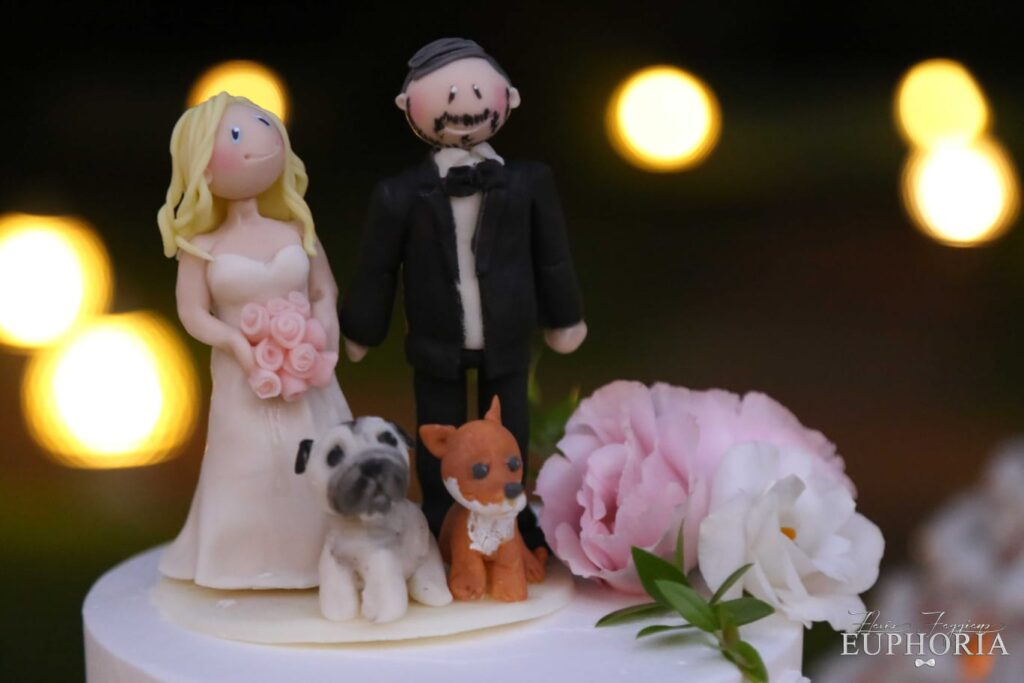 wedding dolls con cani 1