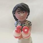 Cake Topper Compleanno per Adulti